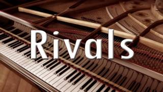Rivals - Usher feat. Future (Piano Cover HQ)