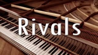 Rivals - Usher feat. Future (Piano Cover HQ)