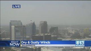 California Submerged In Sea Of Smoke: Sacramento Air Quality Plummets To Hazardous Levels