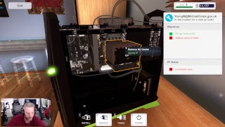 PC Builder Plays PC Building Simulator - LIVE