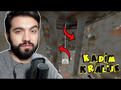 HAZİNE ODASININ KOLONLARI !!! | Minecraft: Kadim Krallık | Bölüm 127