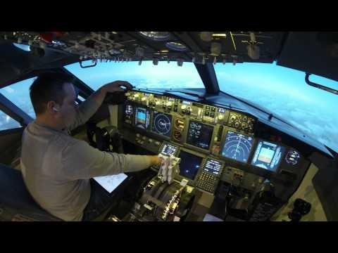 Flight Simulator Timelapse From Oslo To Molde