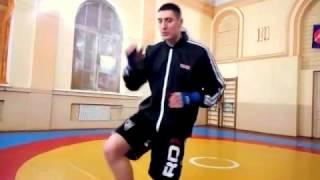 Кикбоксинг Харьков Программа по кикбоксингу Миксфайтер Урок 2