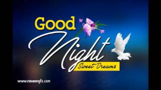 Good Night Wishes quotes | Beautiful Video of Gud Night Messages | naveengfx