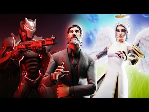 John Wick Has A... GIRLFRIEND?! | A Fortnite Film