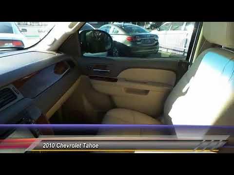 2010 Chevrolet Tahoe Lubbock TX 3770. Tejas Lubbock