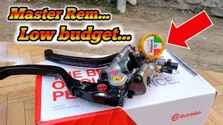 Master Rem Brembo - low budget - Texas project