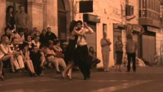Valérie Lafore Thomas Poucet Valse Rue du Tango 010711