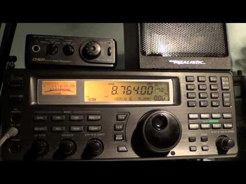 NMN Marine weather broadcast from Virginia on Shortwave