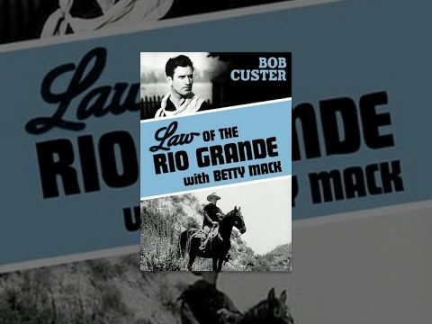Law of the Rio Grande