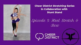 Stretching series - Episode 5 - Front Body Positions