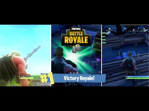 HILARIOUS BAIT TRAP LEADS TO EPIC COMEBACK- Fortnite   Fortnite with Friends: Episode 1