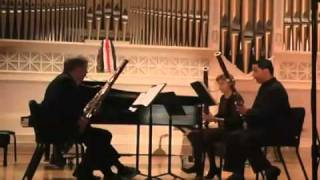 Bassoon Quartet - Fly Me to the Moon