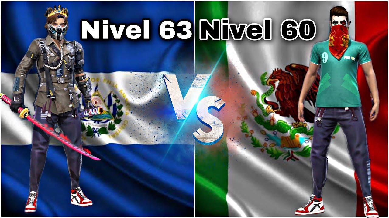 Download SALVADOR VS MEXICO FREE FIRE CREO SALA PVP A DESCONOCIDOS QUE ENCUENTRO EN ENTRENAMIENTO