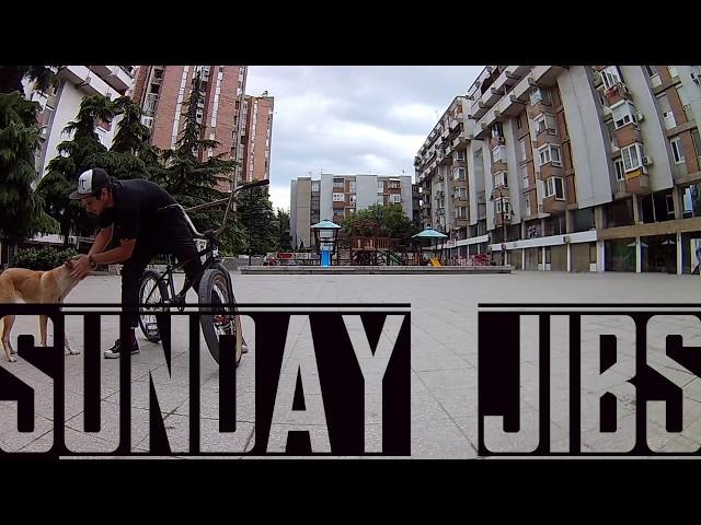 Sunday jibs