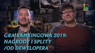 Gra rankingowa 2019: Nagrody i splity   /od dewelopera — League of Legends
