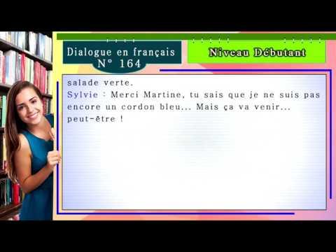 méthode pour parler le français facilement avec les dialogues