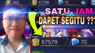 Cara cepat mendapatkan battle point mobile legends Satu Jam Dapet segituu Bisaa