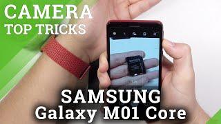 Najważniejsze triki aparatu SAMSUNG Galaxy M01 – zaawansowane triki aparatu