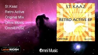 St.Kaaz - Retro Active (Original Mix)