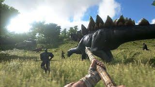 Ark Survival Evolved Обновлений будет все меньше!