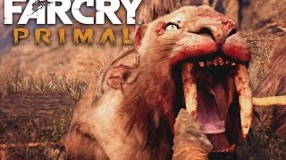 Baixar Far Cry Primal Bloodfang Sabertooth Hunt / Boss Fight