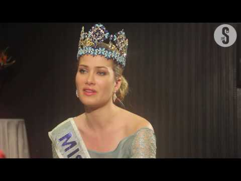 Beauty is nothing without a purpose - Miss World 2015