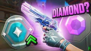 Sheriff To Diamond   Epiṡode 16: DIAMOND ELO!   VALORANT