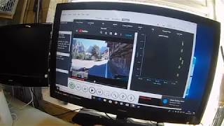 running Zwift, Rouvy, Trainerroad , Golden Cheetah remotely ,  streaming using a Steam Link