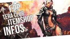 TERA - Itemshop, Free to Play, Club Vorteile - INFOS
