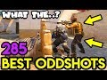 HE DIDN'T EXPECT THIS.. - CS:GO BEST ODDSHOTS #285