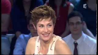 Cécile de France - On n'est pas couché 2 mai 2009 #ONPC