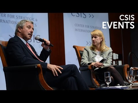 Statesmen's Forum: Prof. Yannis Maniatis, Greek Minister of Environment, Energy, and Climate Change