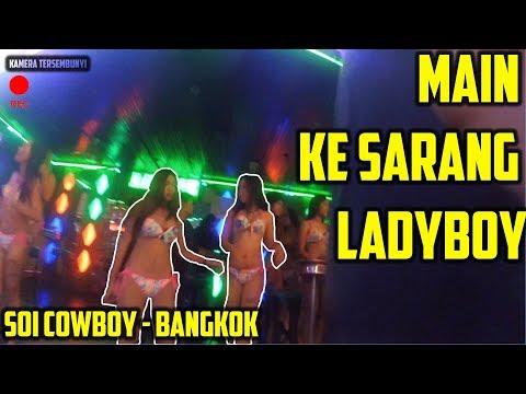 NYAMPERIN MARKAS LADYBOY THAILAND !!! INI CEWE PALSU ?? YAKIN ??!!