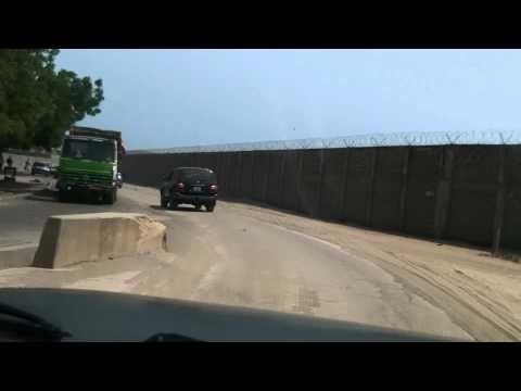 Port de Lomé - Travaux