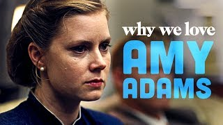 Amy Adams Goes All In