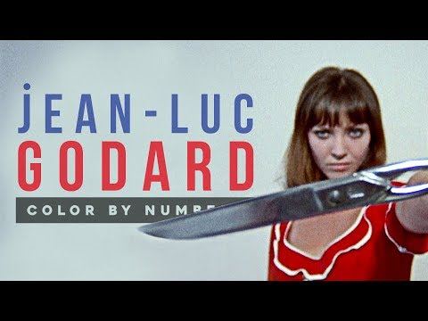 The Iconic Aesthetic of Jean-Luc Godard