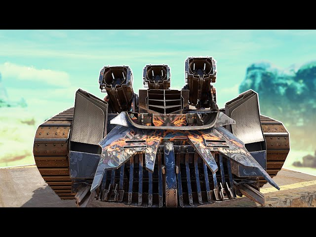 Crossout - These NEW DRONES Are INSANE