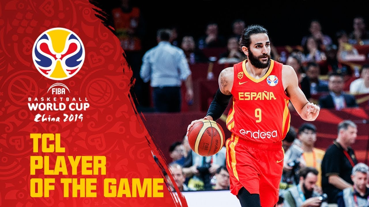Ricky Rubio | Argentina v Spain | TCL Player of the Game