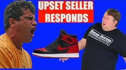 $5000 STORAGE WARS AUCTION UNIT UPSET SELLER RESPONDS NIKE AIR JORDAN