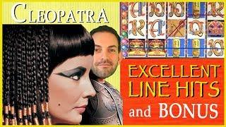 ⌛ CLEOPATRA Line Hits & Bonus! ✦ Brian