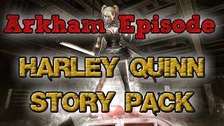 """Batman: Arkham Knight"" Walkthrough (Hard), Harley Quinn Story Pack [Arkham Episode DLC]"