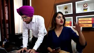 Behind the Scenes | Making of Punjabi Film | Motion Fiction Studios | How they Shoot Films