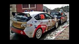 Rally Blida de côte à Chréa le Samedi 29/03/2014.