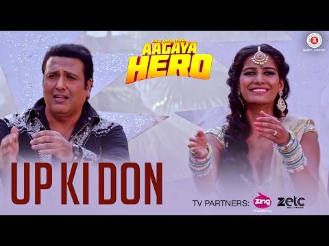 UP Ki Don - Aa Gaya Hero | Govinda & Poonam Pandey | Arghya