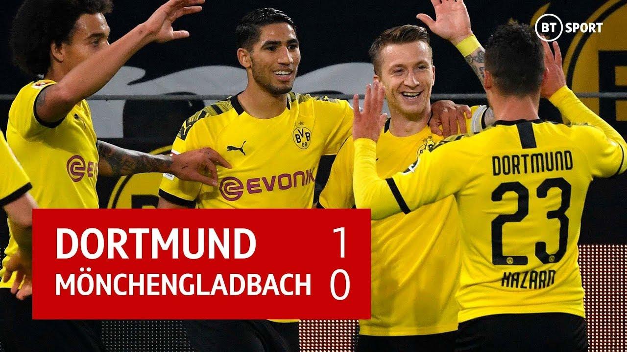 Dortmund Vs Mönchengladbach