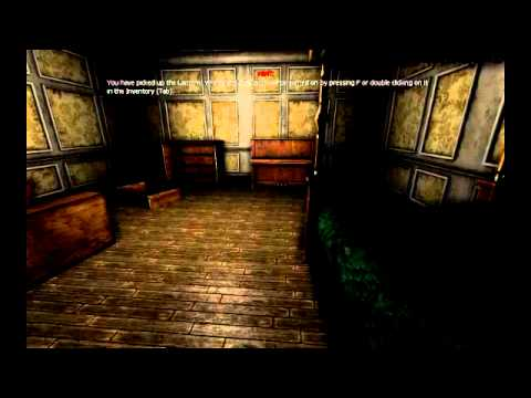 Amnesia - Dead mansion, deleted scenes.