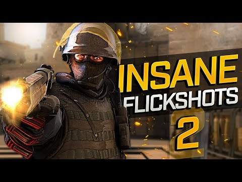 CS:GO - INSANE Pro Flickshots 2 (Fragmovie)