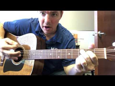 Happy Birthday Guitar Chords Made Easy (Tutorial)