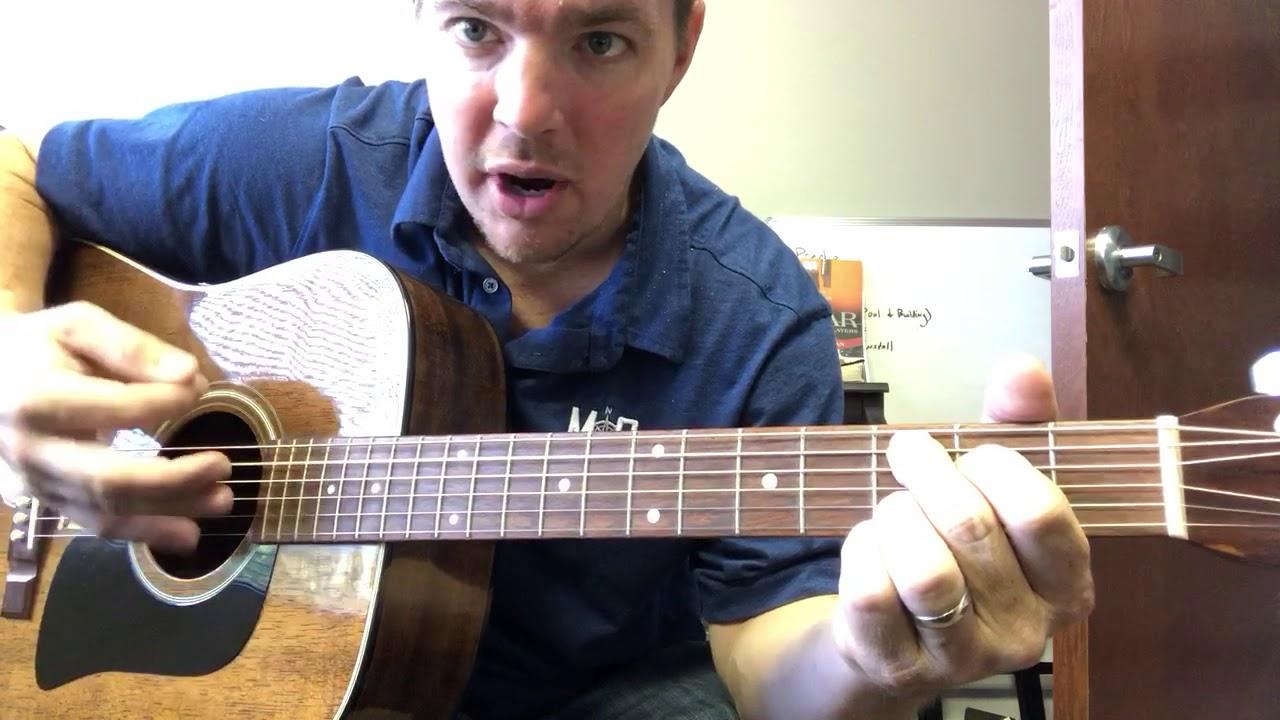 Happy Birthday Guitar Chords Made Easy Tutorial Youtube